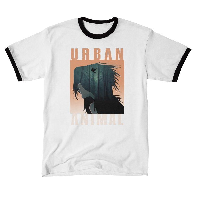 Black Bird Women's T-Shirt by Urban Animal Store