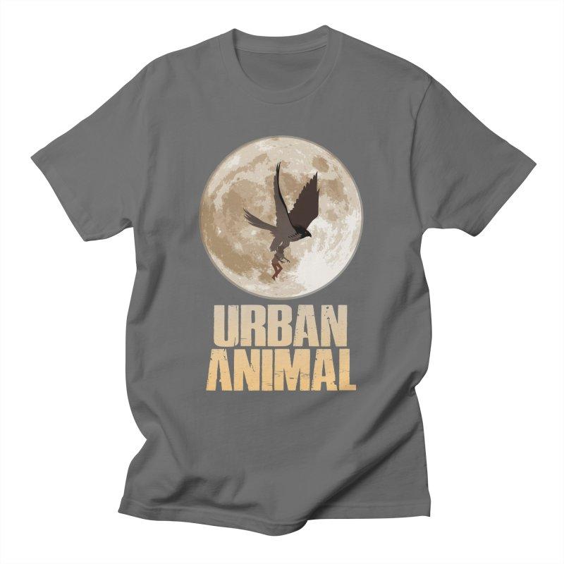 Moon Men's T-Shirt by Urban Animal Store
