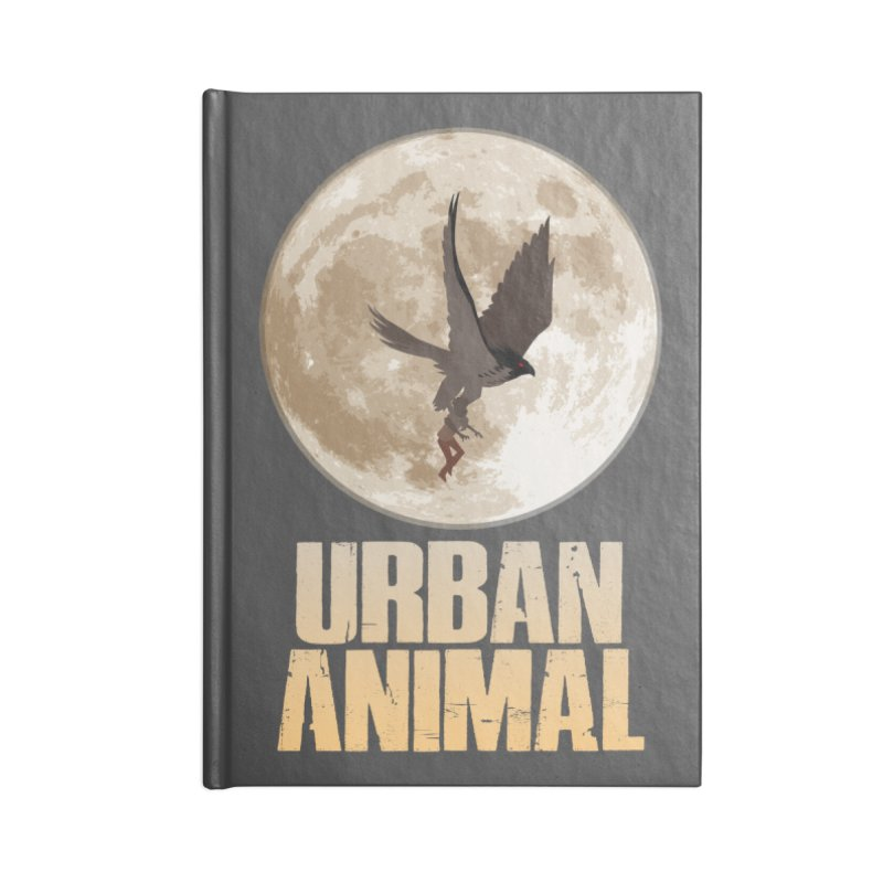 Moon Accessories Notebook by Urban Animal Store