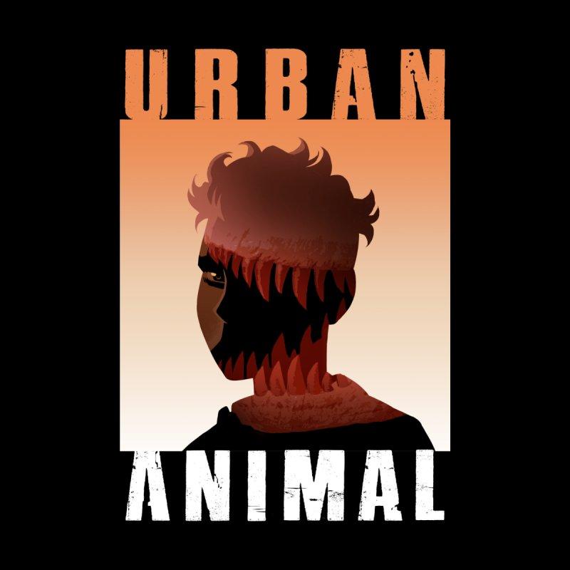 Rex Men's T-Shirt by Urban Animal Store