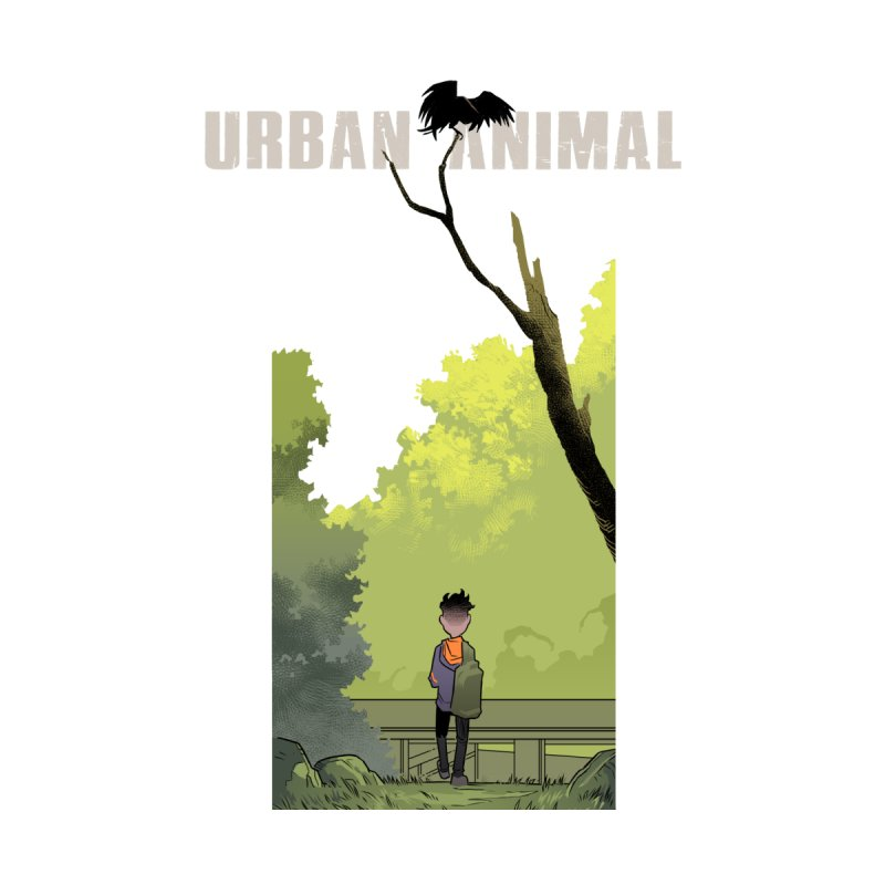Walkabout Men's T-Shirt by Urban Animal Store