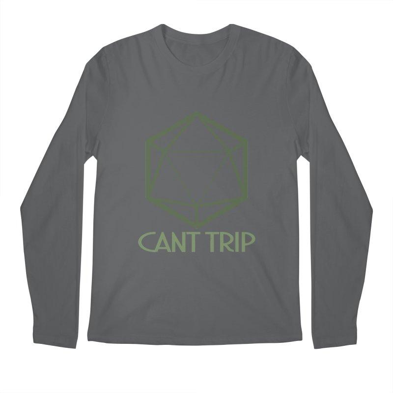 Can't Trip Men's Longsleeve T-Shirt by Urban Animal Store