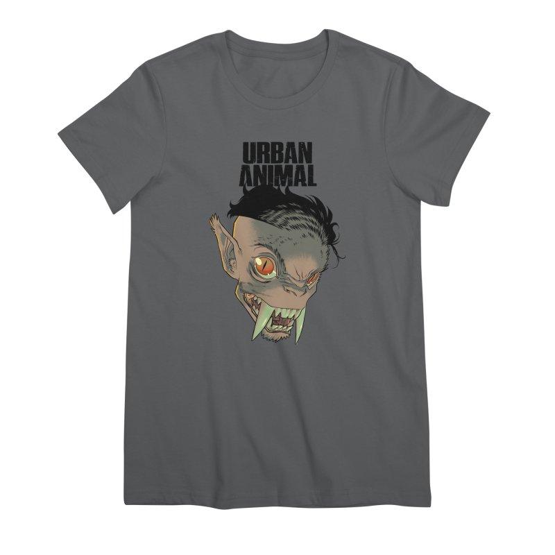 Joe Tusks Women's T-Shirt by Urban Animal Store