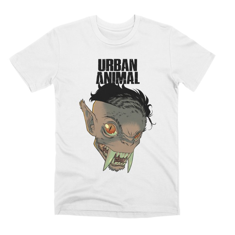 Joe Tusks Men's T-Shirt by Urban Animal Store