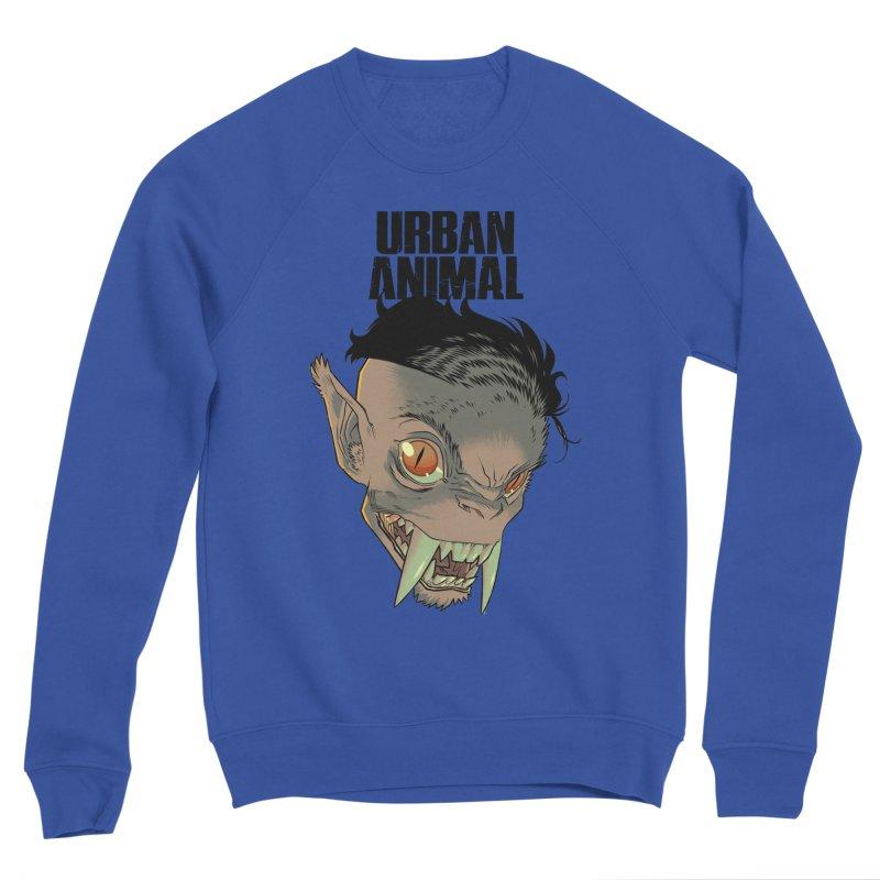 Joe Tusks Men's Sweatshirt by Urban Animal Store