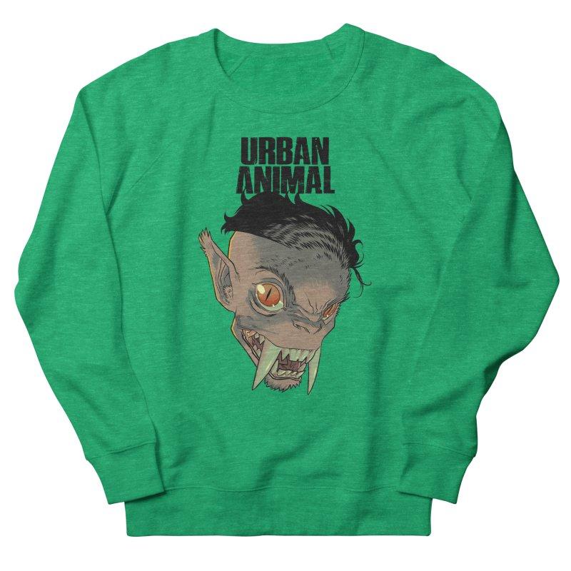 Joe Tusks Women's Sweatshirt by Urban Animal Store