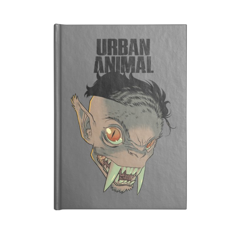 Joe Tusks Accessories Notebook by Urban Animal Store