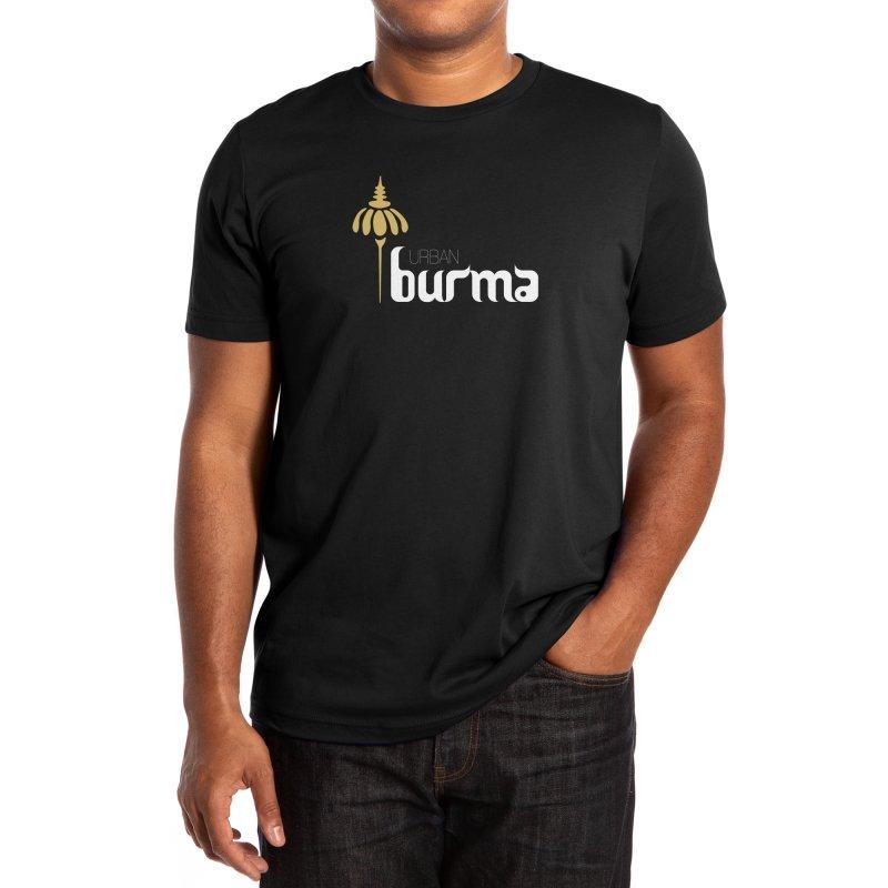 URBAN BURMA Men's T-Shirt by urbanburma's Artist Shop