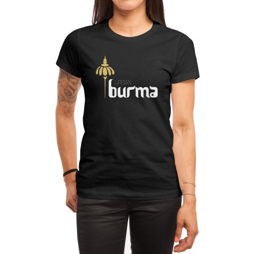 image for URBAN BURMA