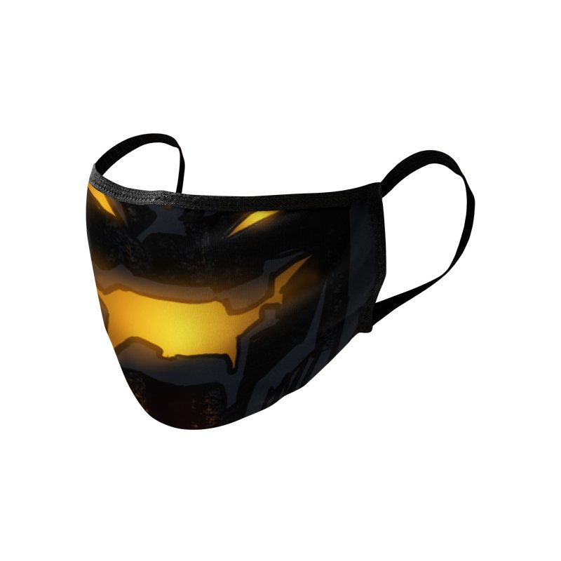 Relic Mask Accessories Face Mask by urbanime's Artist Shop