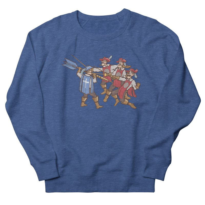 DartAgnan Women's Sweatshirt by Urban Prey's Artist Shop