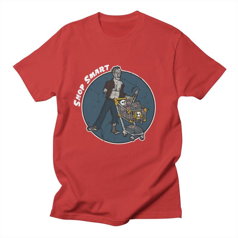Shop Smart Men's T-Shirt by Urban Prey's Artist Shop