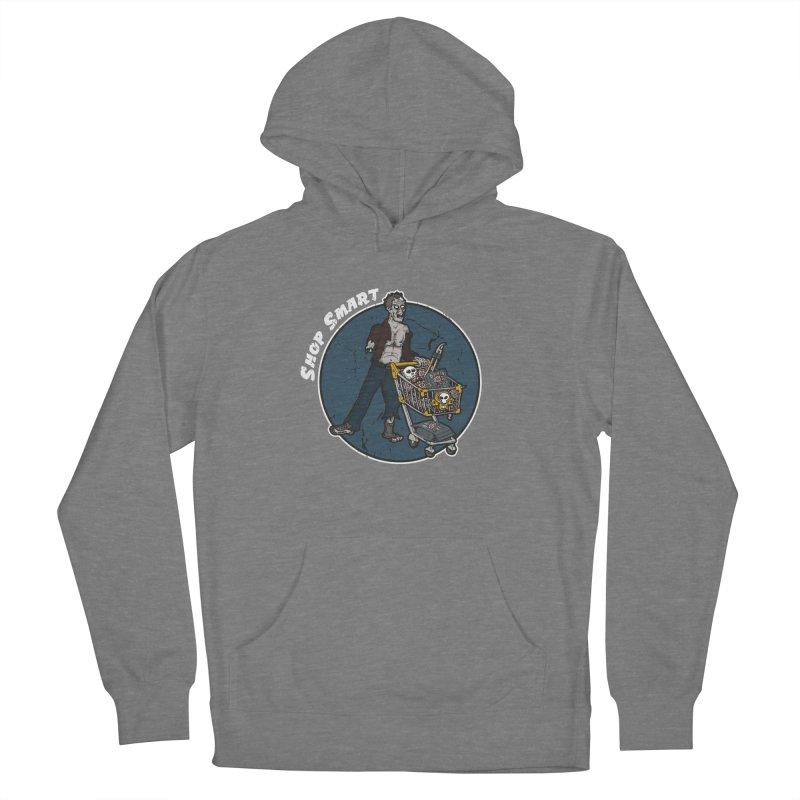 Shop Smart Women's Pullover Hoody by Urban Prey's Artist Shop