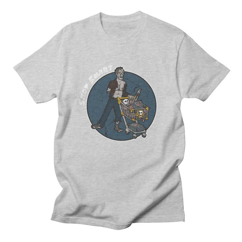 Shop Smart Men's Regular T-Shirt by Urban Prey's Artist Shop
