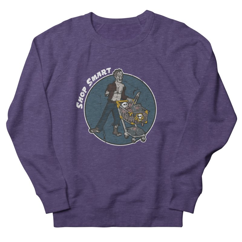 Shop Smart Women's Sweatshirt by Urban Prey's Artist Shop