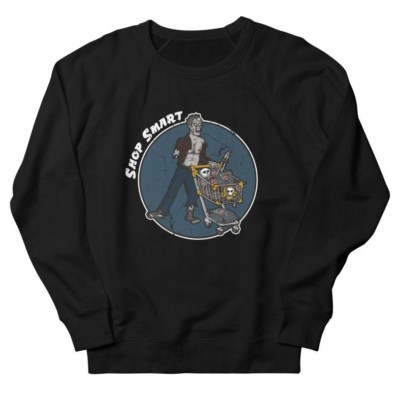 Shop Smart Women's French Terry Sweatshirt by Urban Prey's Artist Shop