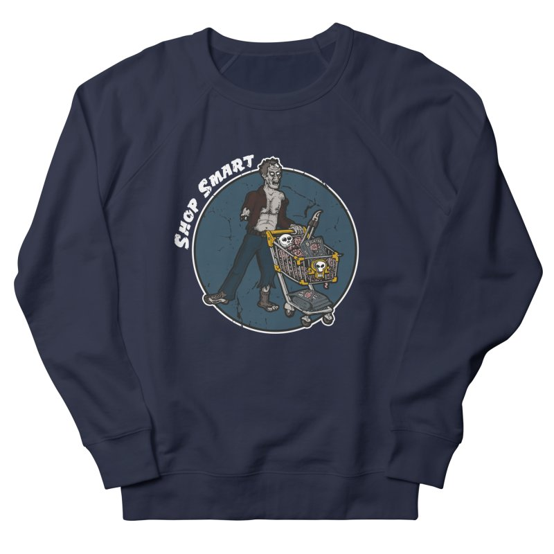 Shop Smart Men's Sweatshirt by Urban Prey's Artist Shop