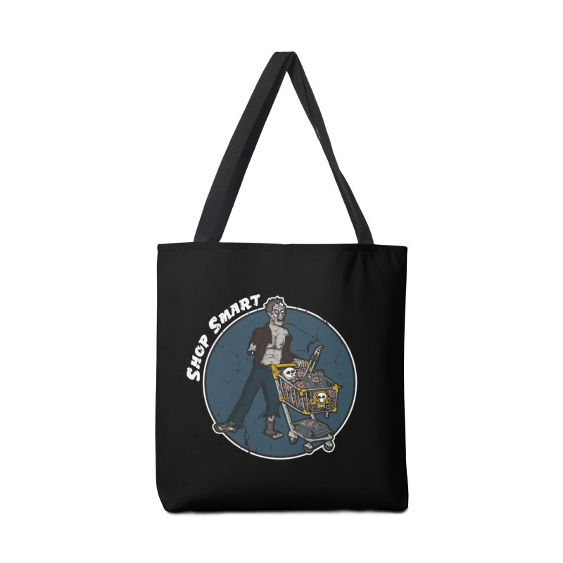 Shop Smart Accessories Tote Bag Bag by Urban Prey's Artist Shop
