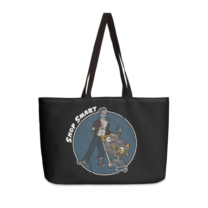 Shop Smart Accessories Weekender Bag Bag by Urban Prey's Artist Shop