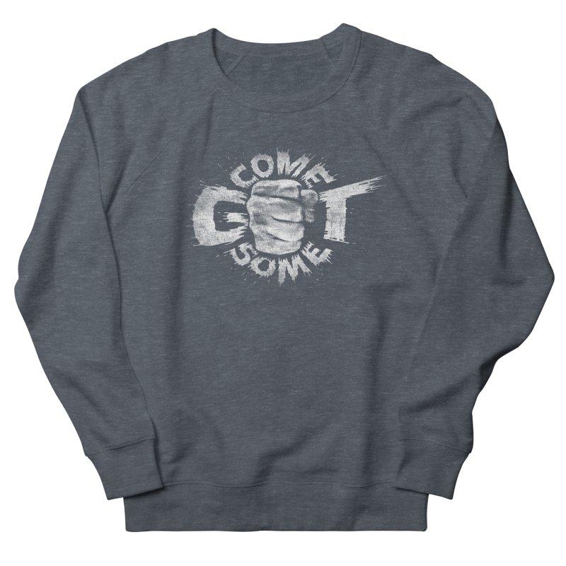 Come get some - white Women's Sweatshirt by Urban Prey's Artist Shop