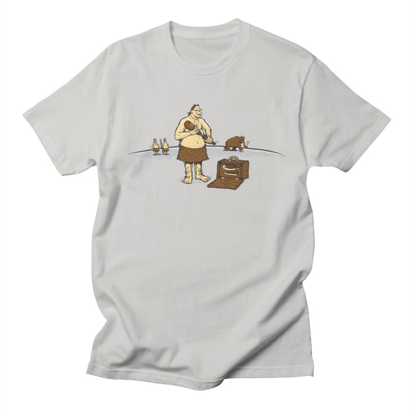 Hitman of the Stoneage Men's T-Shirt by Urban Prey's Artist Shop