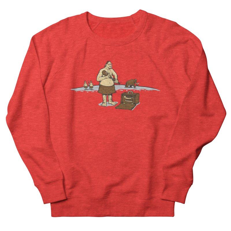 Hitman of the Stoneage Men's Sweatshirt by Urban Prey's Artist Shop