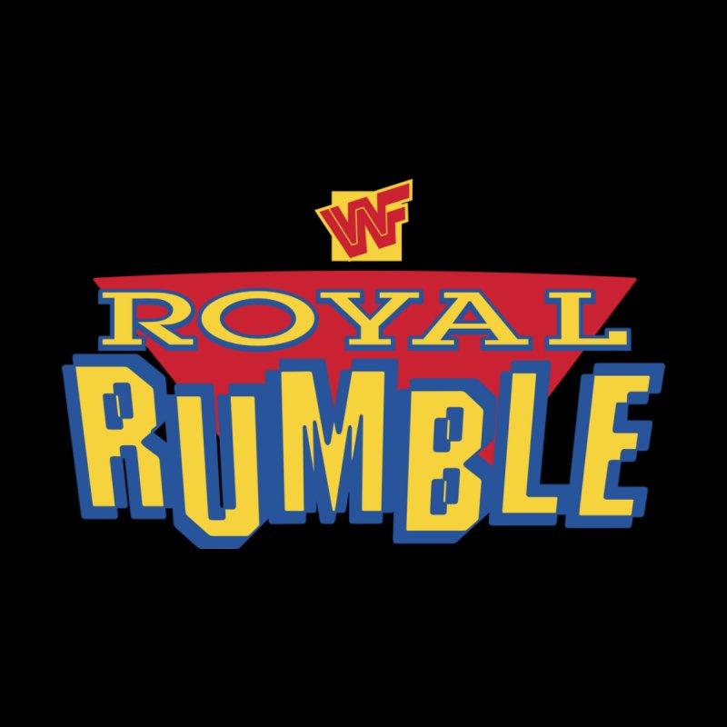 Royal Rumble Men's T-Shirt by URBAN TREE CANOPY