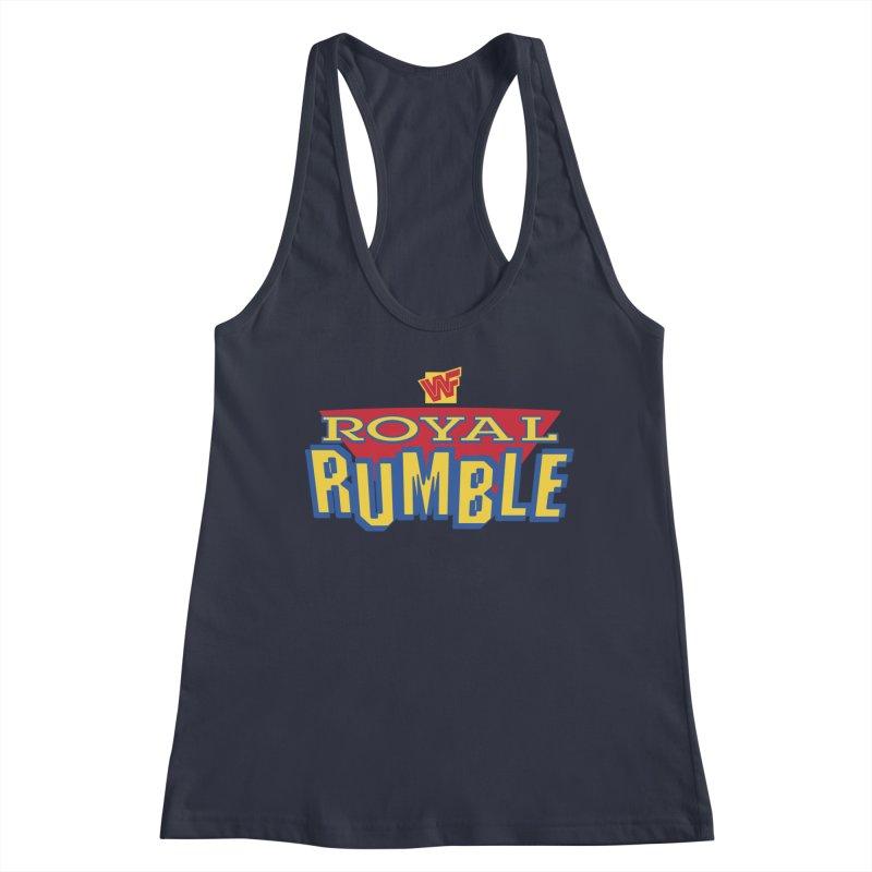 Royal Rumble Women's Tank by URBAN TREE CANOPY