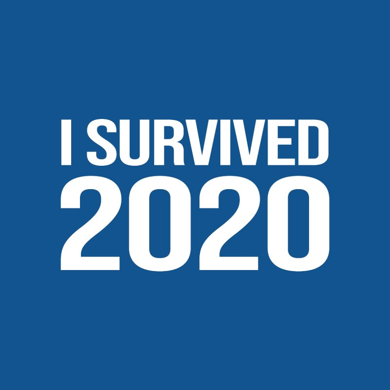I Survived 2020 Men's T-Shirt by URBAN TREE CANOPY