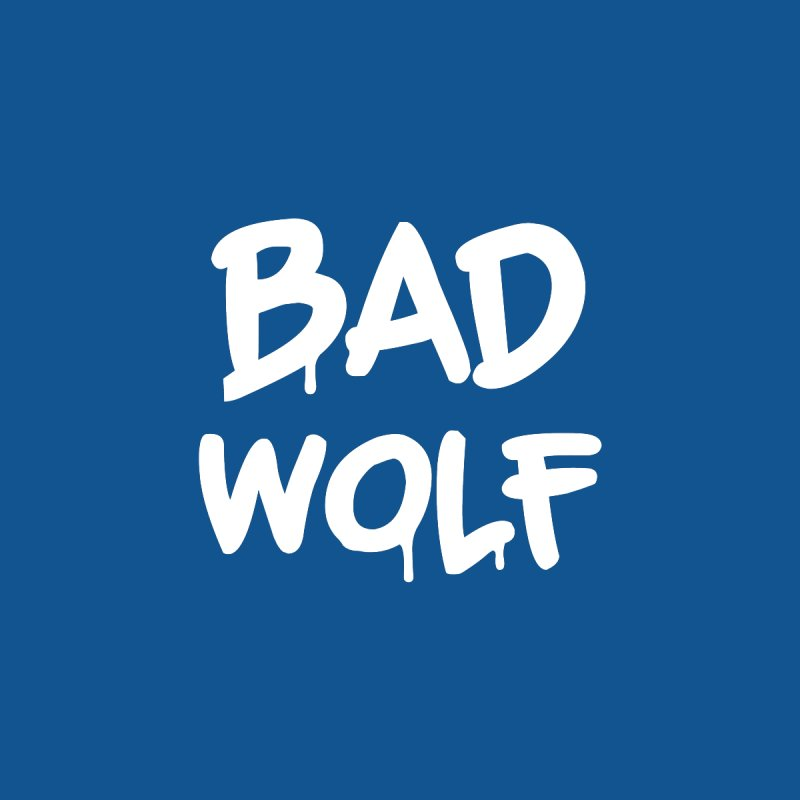 Bad Wolf Men's T-Shirt by URBAN TREE CANOPY