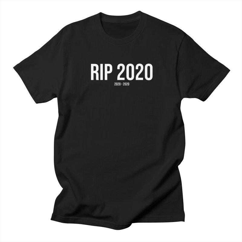 RIP 2020 Men's T-Shirt by URBAN TREE CANOPY