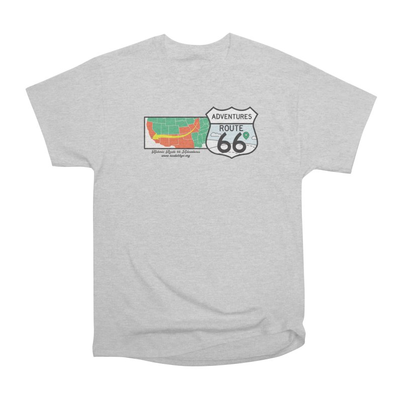 Route 66 Adventure Labs - General Men's T-Shirt by URBAN TREE CANOPY