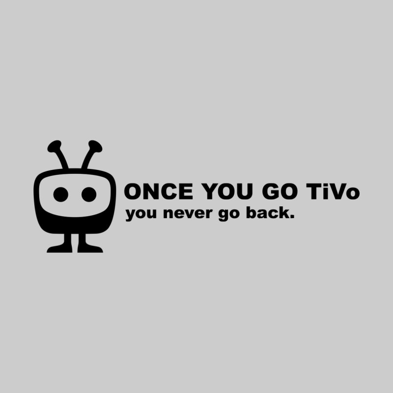 TiVo Men's T-Shirt by URBAN TREE CANOPY