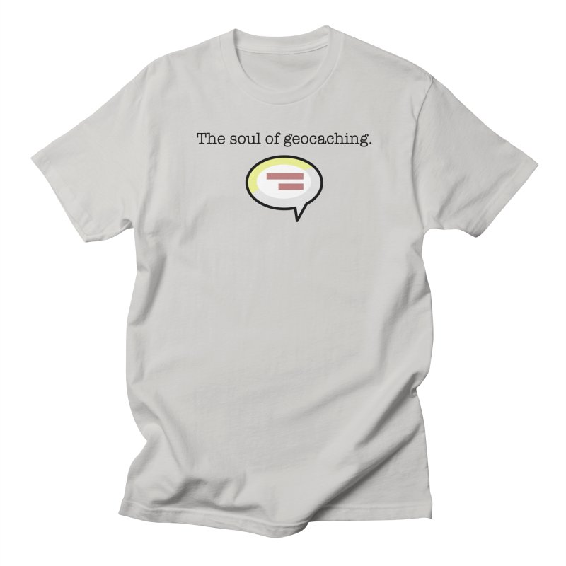 Events: The Soul of Geocaching Men's T-Shirt by URBAN TREE CANOPY