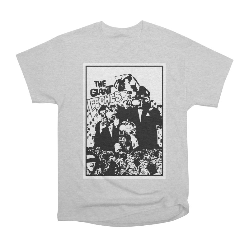 The Giant Leeches Women's Classic Unisex T-Shirt by urhere's Artist Shop