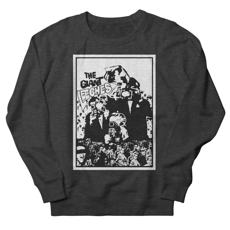 The Giant Leeches Women's Sweatshirt by urhere's Artist Shop