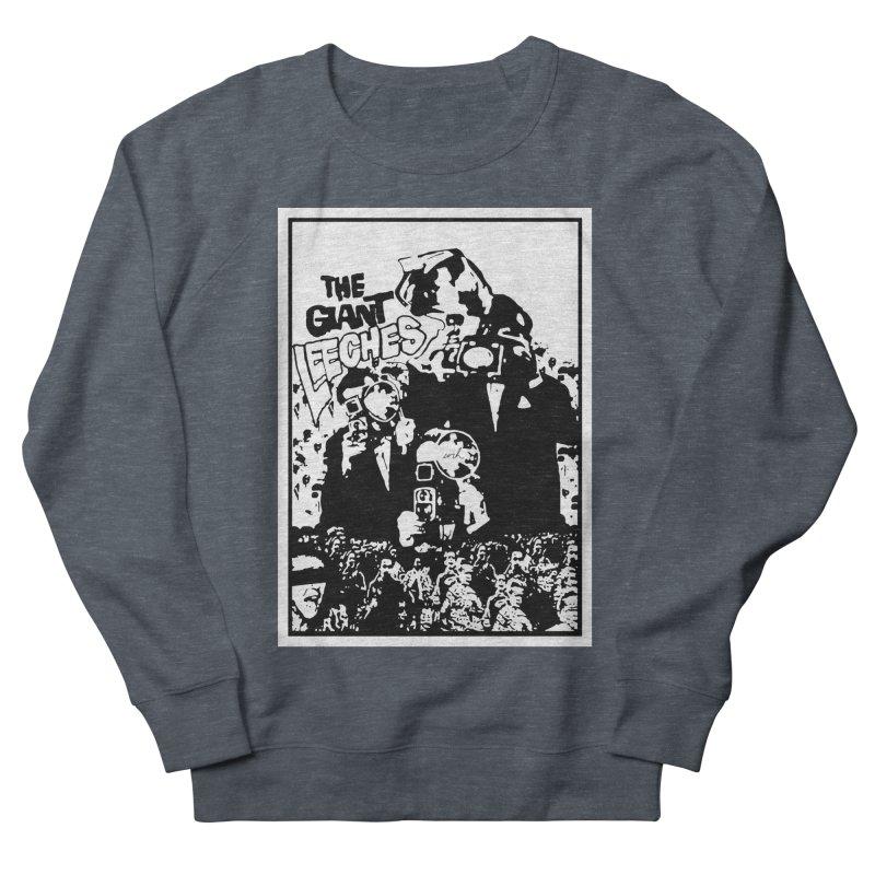 The Giant Leeches Men's Sweatshirt by urhere's Artist Shop