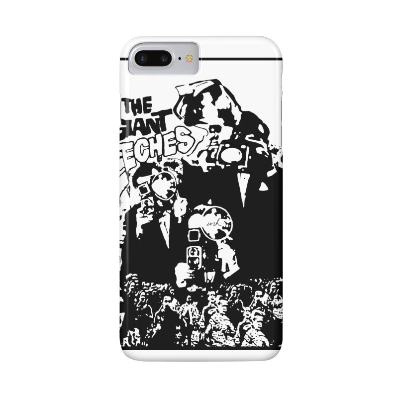 The Giant Leeches Accessories Phone Case by urhere's Artist Shop