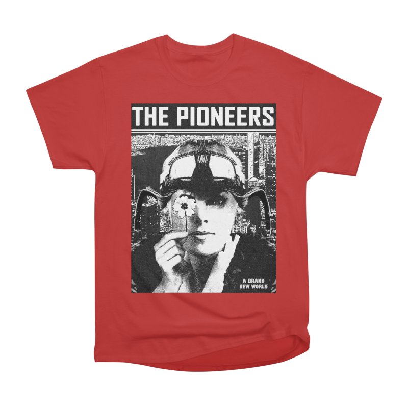 The Pioneers Women's Classic Unisex T-Shirt by urhere's Artist Shop