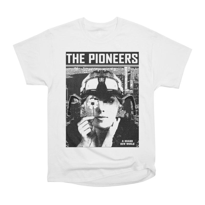 The Pioneers Women's Heavyweight Unisex T-Shirt by urhere's Artist Shop