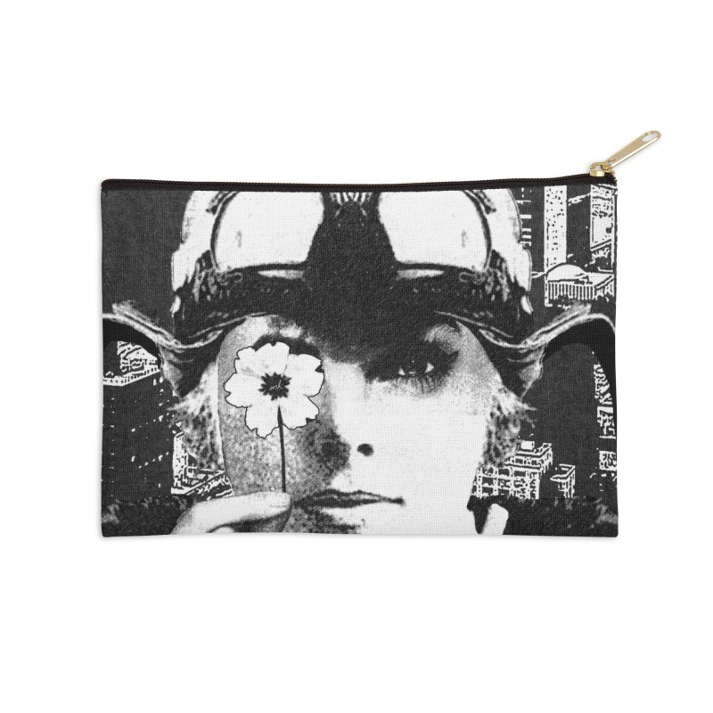 The Pioneers Accessories Zip Pouch by urhere's Artist Shop