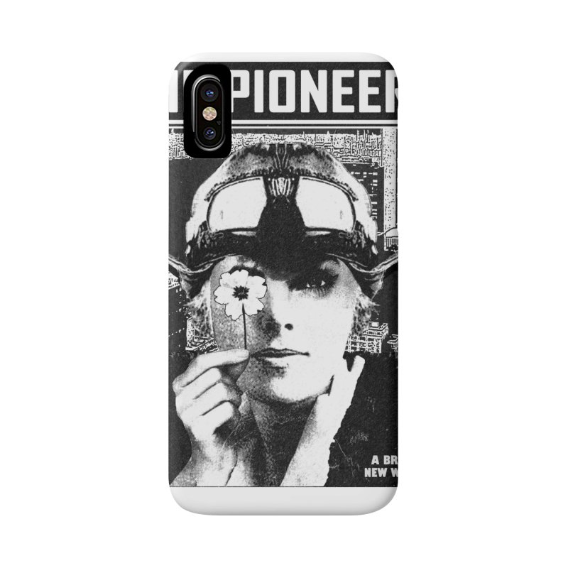 The Pioneers Accessories Phone Case by urhere's Artist Shop