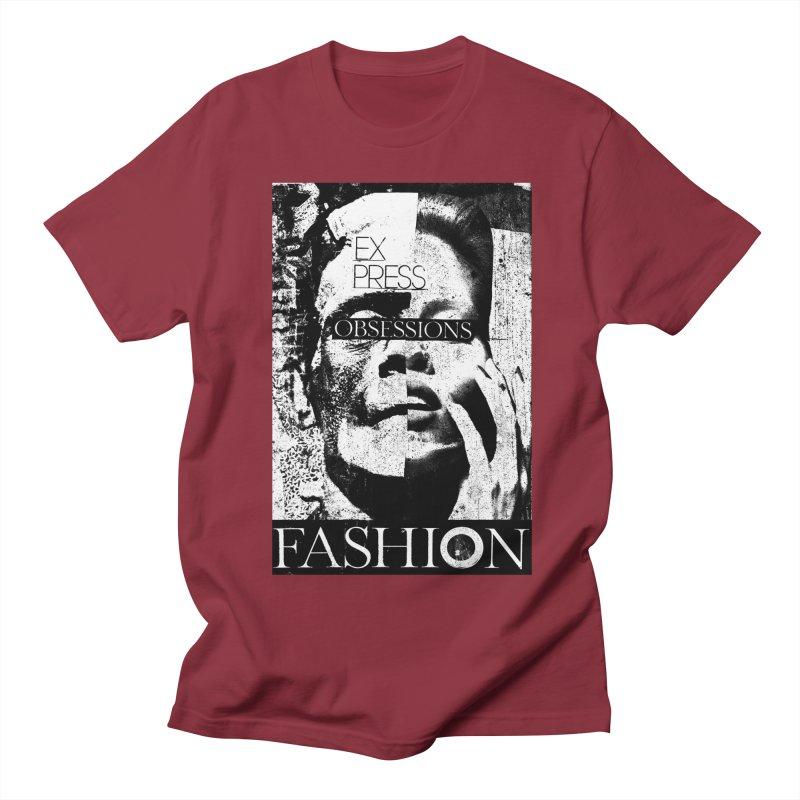 Express Obsessions Women's Unisex T-Shirt by urhere's Artist Shop