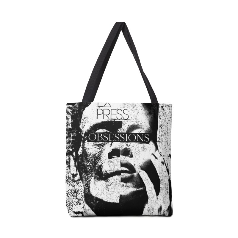 Express Obsessions Accessories Bag by urhere's Artist Shop