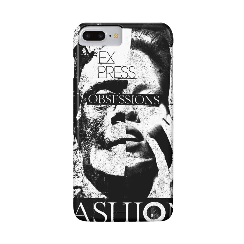 Express Obsessions Accessories Phone Case by urhere's Artist Shop
