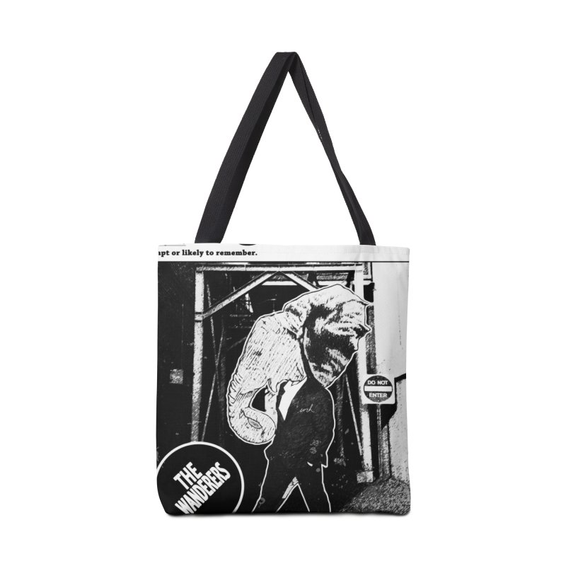 The Wanderers Accessories Bag by urhere's Artist Shop