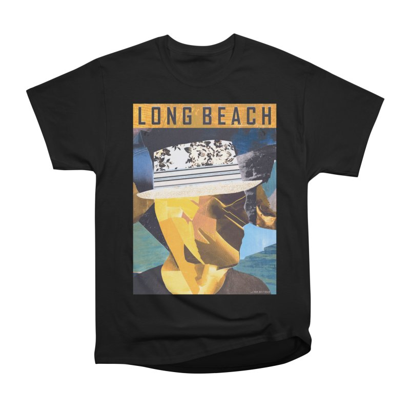 Long Beach Magazine Men's Classic T-Shirt by urhere's Artist Shop