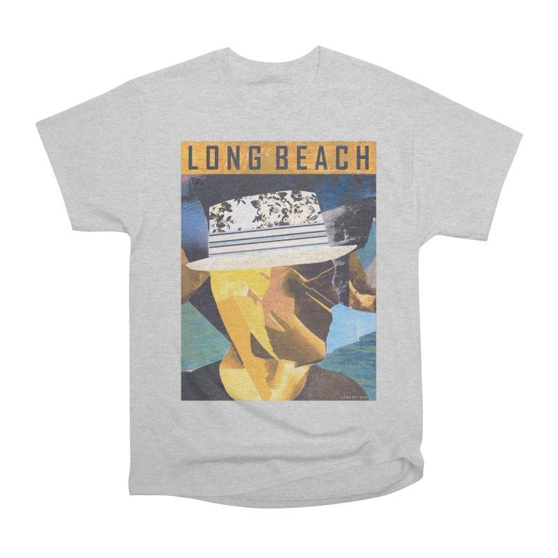 Long Beach Magazine Men's Classic T-Shirt by urhere's Artist Shop