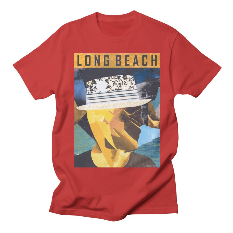 Long Beach Magazine Women's Unisex T-Shirt by urhere's Artist Shop