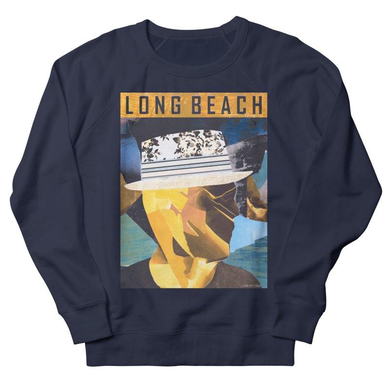 Long Beach Magazine Men's Sweatshirt by urhere's Artist Shop